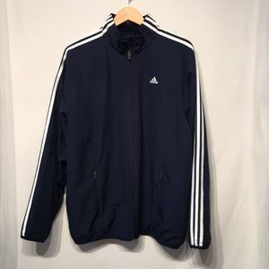 Adidas Climaproof Jacket Size Large